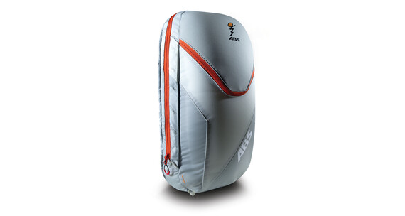 ABS Vario Zip-On 18 - Mochila antiavalancha - gris